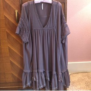 Free People NWT Dress Size L